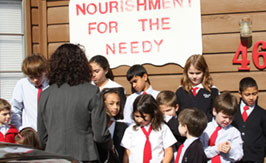 Nourishment for the Needy